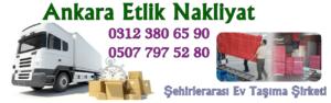 Ankara Kayseri Arası Nakliyat